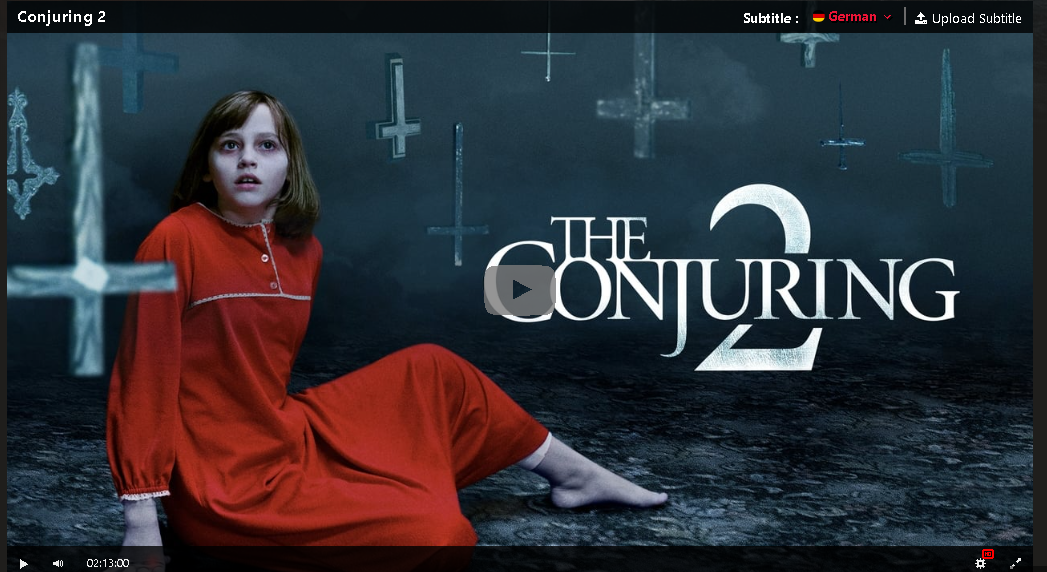 Conjuring 1 Ganzer Film Deutsch