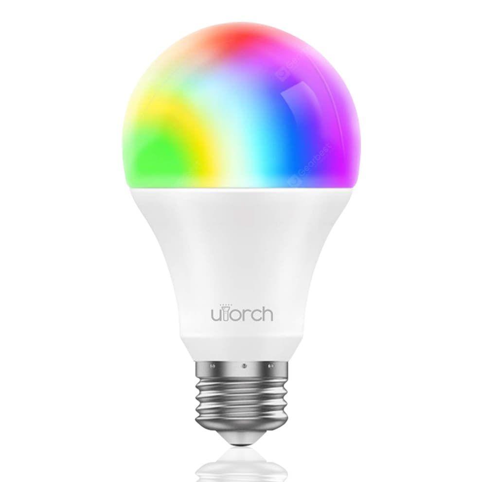 Buy Utorch E27 Wifi Smart Led Bulb App Voice Control Sale Ends