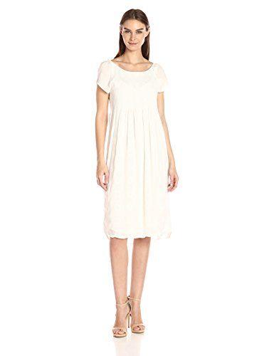 Velvet By Graham & Spencer Woman Embroidered Gauze Dress Off-white Size XS Velvet All Size Z8hXN3i