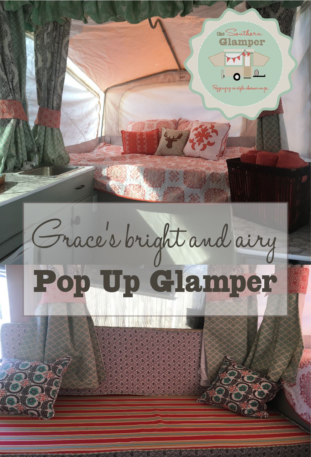 Pop Up Camper Reveal Ready To Camp Coleman Pop Up Campers