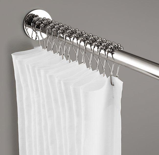 Contemporary Shower Rod Set With Images Shower Rod