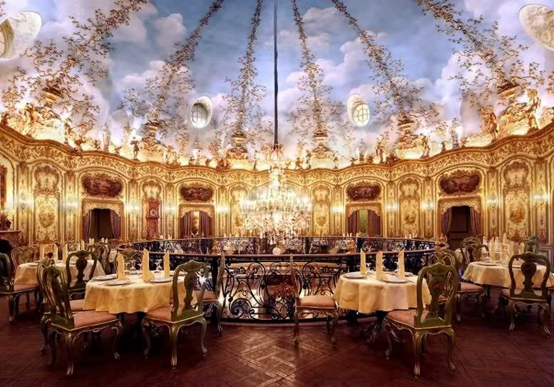 Turandot Restaurant Moscow Russia Moscow Russia Russia