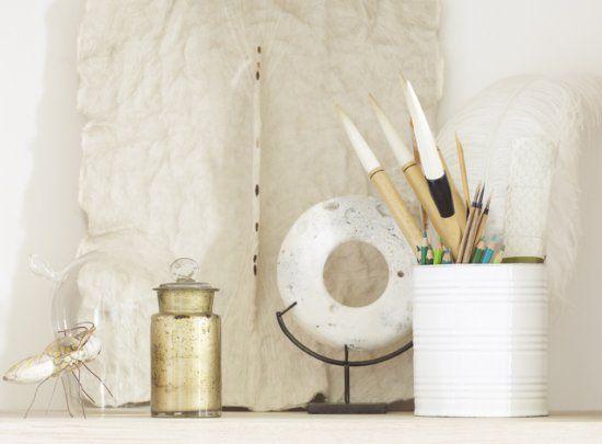 Vosgesparis: Styling by Karin Meyn - Trust your own creativity...