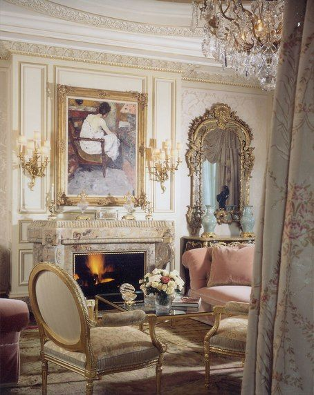 Interior French Living Rooms French Country Living Room