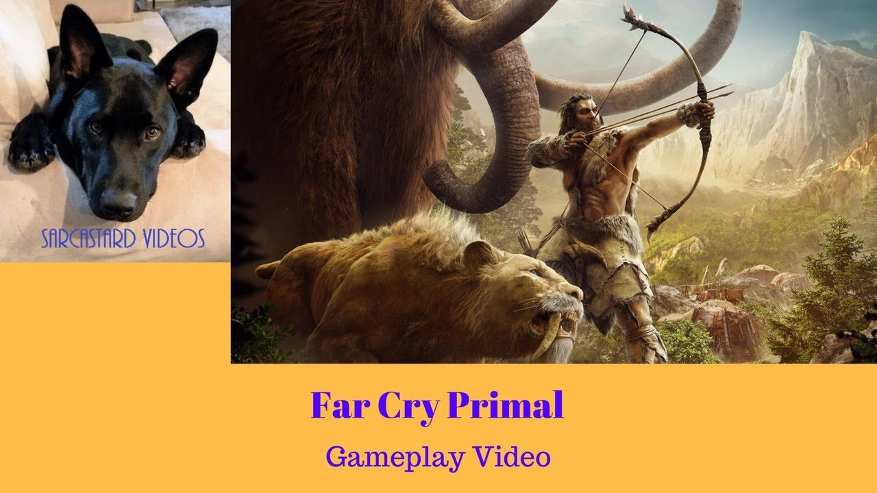 far cry primal gameplay no commentary