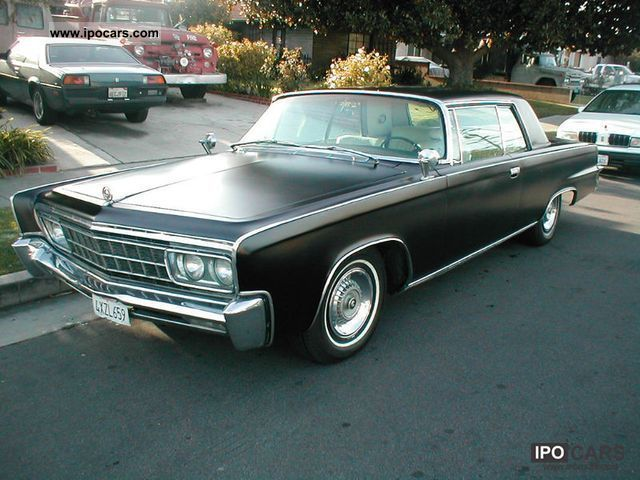 1966 Chrysler Crown Imperial Green Hornet With Images