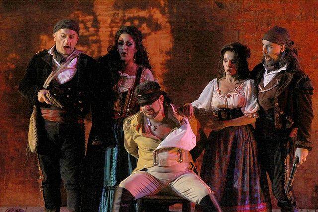 www.arena.it  Arena di Verona, Carmen by Georges Bizet.  2010, Atto II