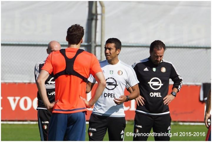 ⚪️ Feyenoord training