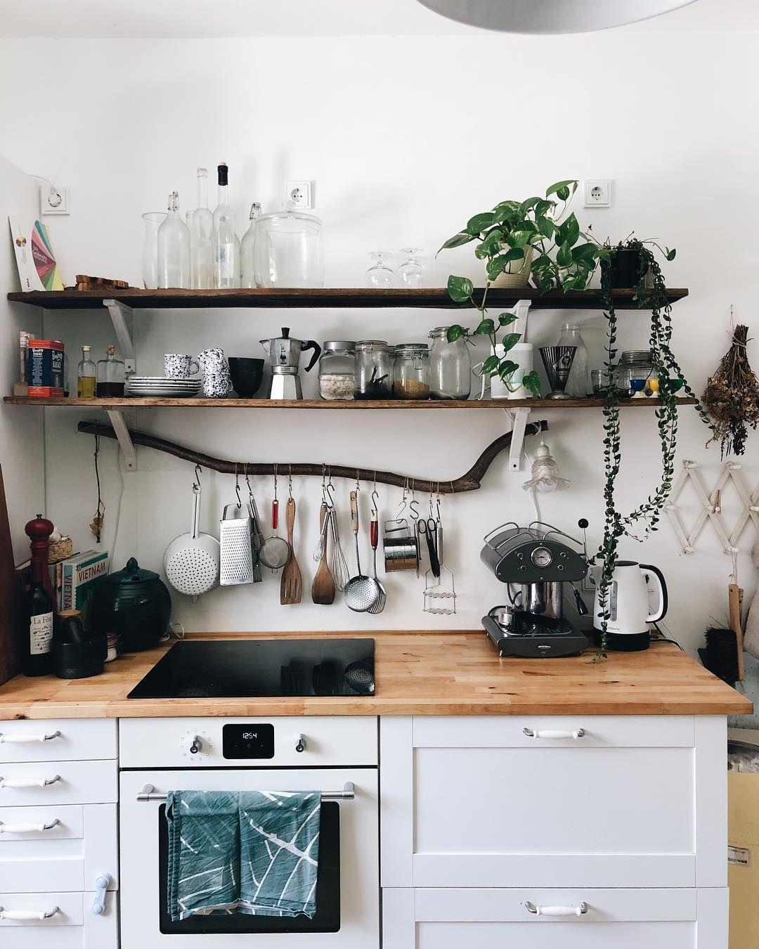 "Photo of AMAZEDMAG | Milena Heißerer on Instagram: ""Kitchen love at @kerstinskopf 💕 Homestory now on amazed!"""