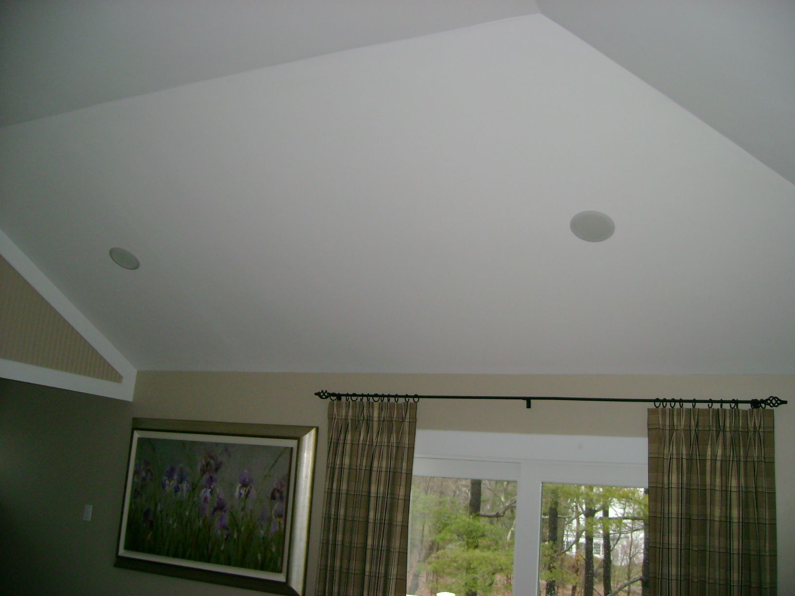 Home Theater Rear In Ceiling Speakers Ceiling Speakers Home