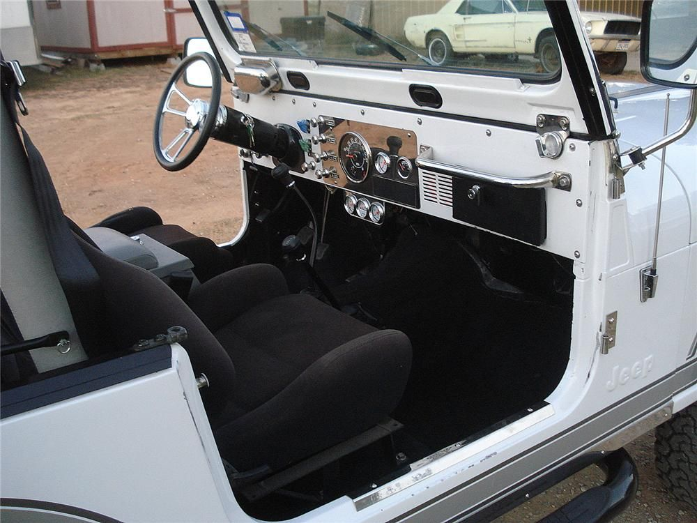 Custom Cj7 Dash Jeeps Pinterest Jeeps