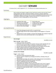Assistant Restaurant Manager Resume Amazing Sales Manager Resume Examples  Restaurant Manager Resume Example .