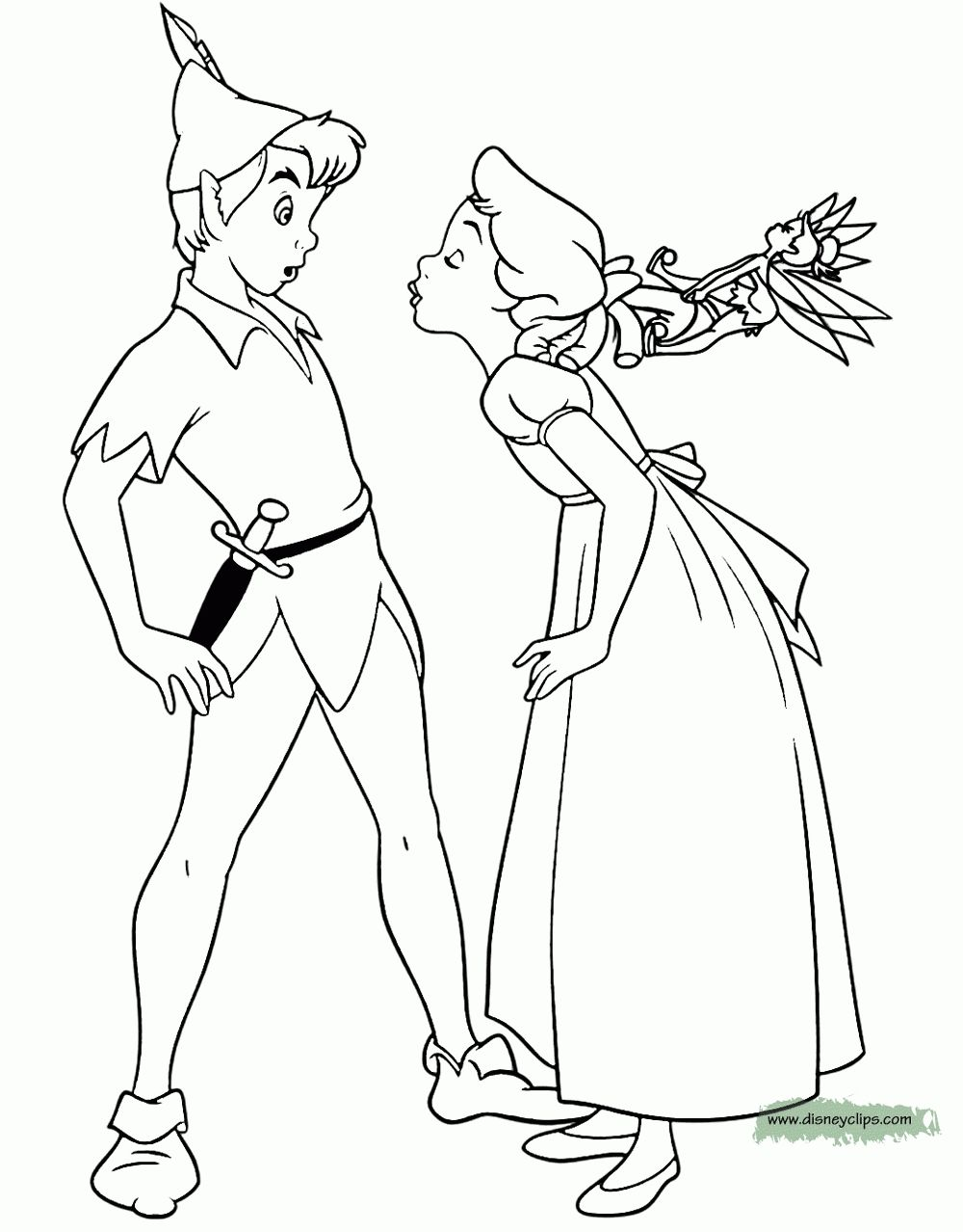 Disney Coloring Pages Peter Pan Disney Coloring Pages Peter Pan Disney Peter Pan Col Tinkerbell Coloring Pages Disney Coloring Pages Peter Pan Coloring Pages