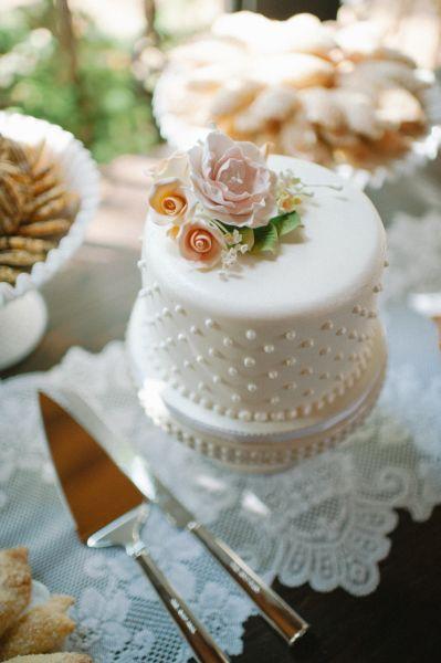 Hochzeitsdekoration: Rosen als besonderes Detail!