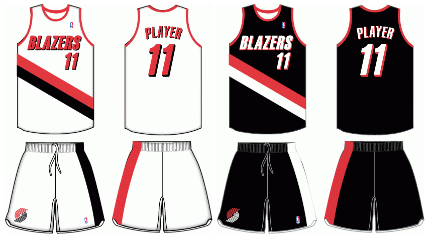 Portland Trail Blazer Vector Rip City Google Search Portland Trailblazers Portland Trail Trailblazer