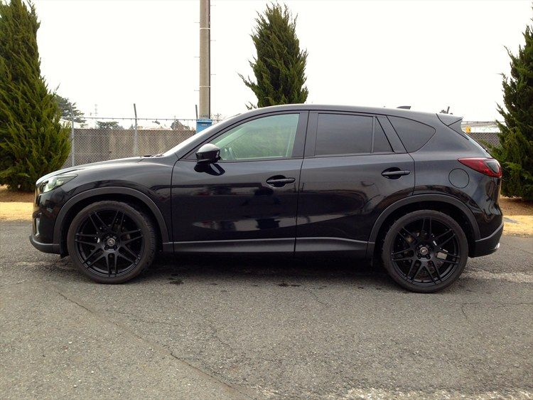 Murdered Out Photo 16196992 Mazda Suv Cool Sports Cars Mazda Cars
