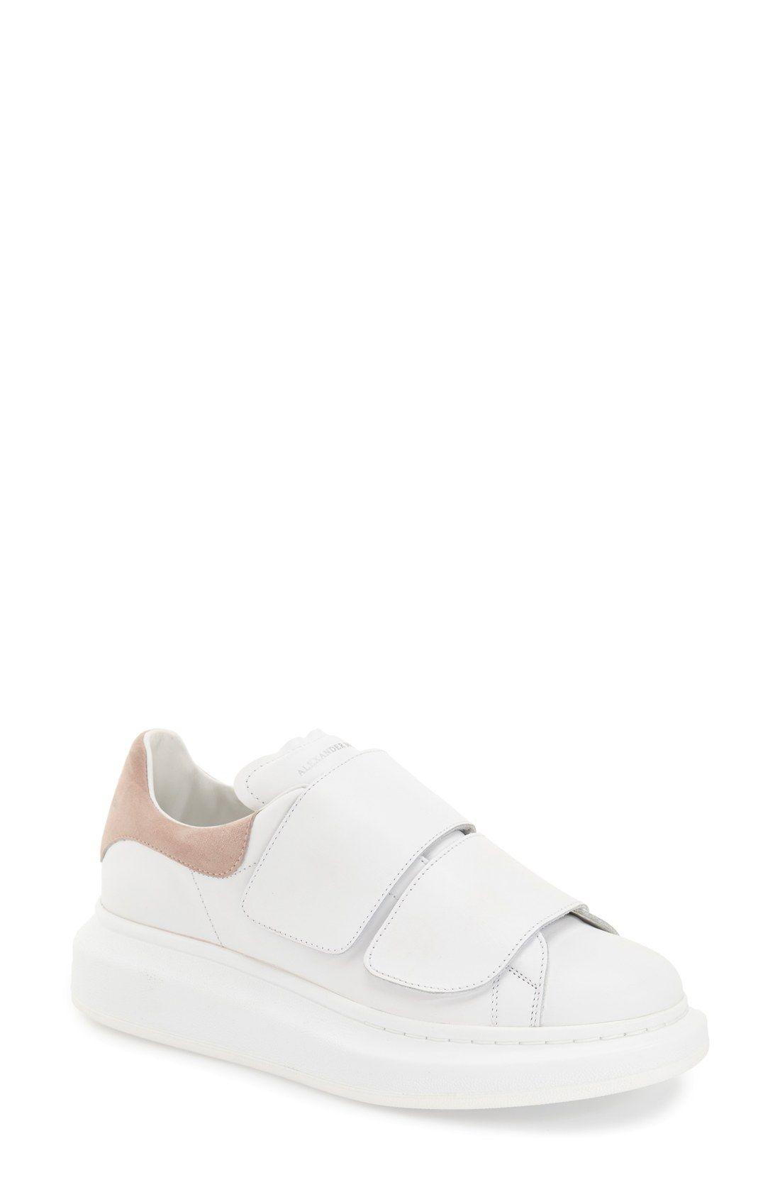 f95ccbe7d980 Alexander McQueen Sneaker (Women) Alexander Mcqueen Sneakers Women, Basket  Sneakers, Shoes 2017