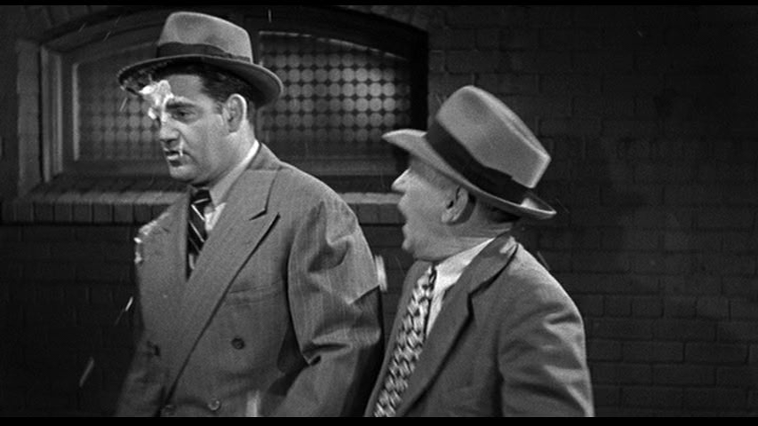 234. Sammy Stein (as Gorilla Watson), Heinie Conklin (as Waton's manager) | Fling in the Ring (1955) | Three Stooges short directed by Jules White