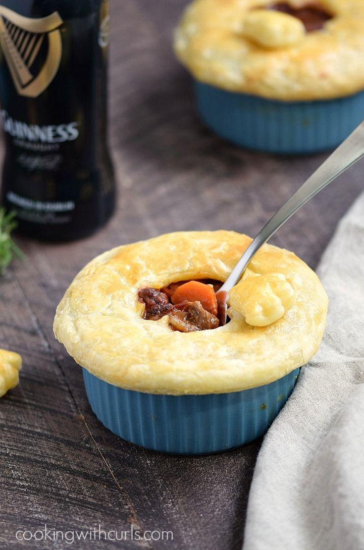 Guinness Steak Pie | Recipe | Irish recipes, Steak pie ...