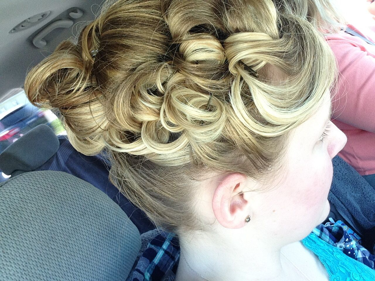 Prom up do!