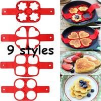 New Fantastic Nonstick Pancake Maker Perfect Easy Egg Ring Pancake Maker #pancakemaker