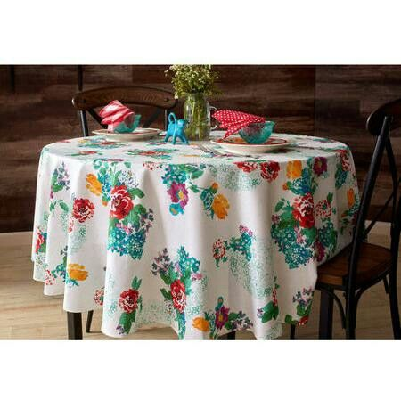 I Love Every Part Of The Pioneer Woman Home Designs At Walmart Http Www Walmart Com Search Query Pioneer Woman Dishes Pioneer Woman Kitchen Table Cloth