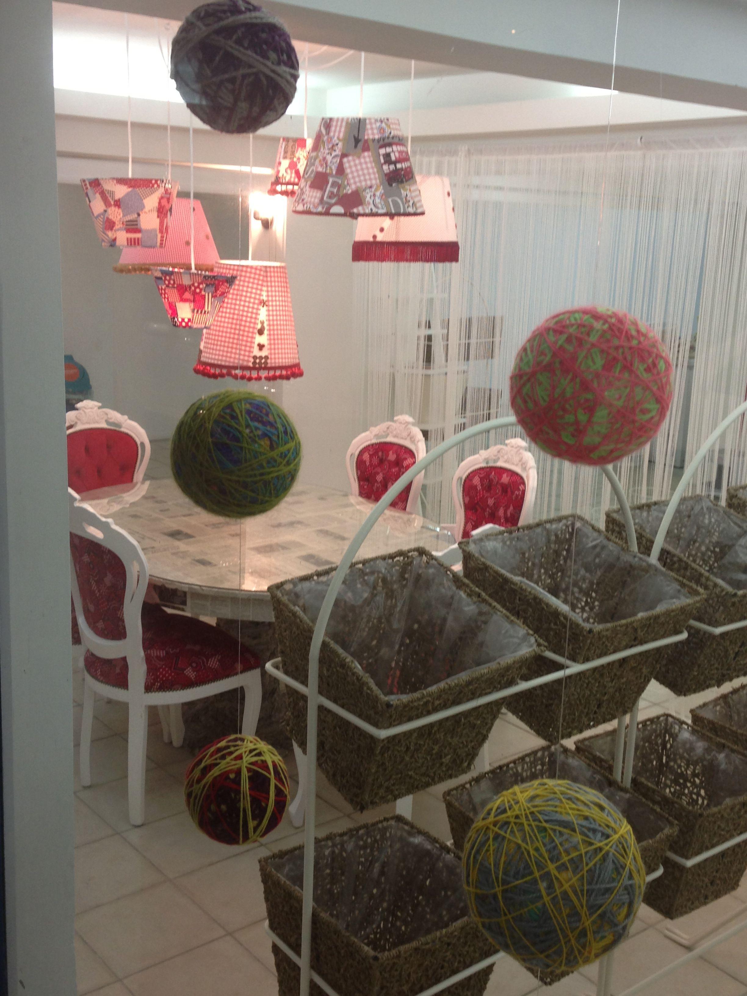 Yarn store in limassol