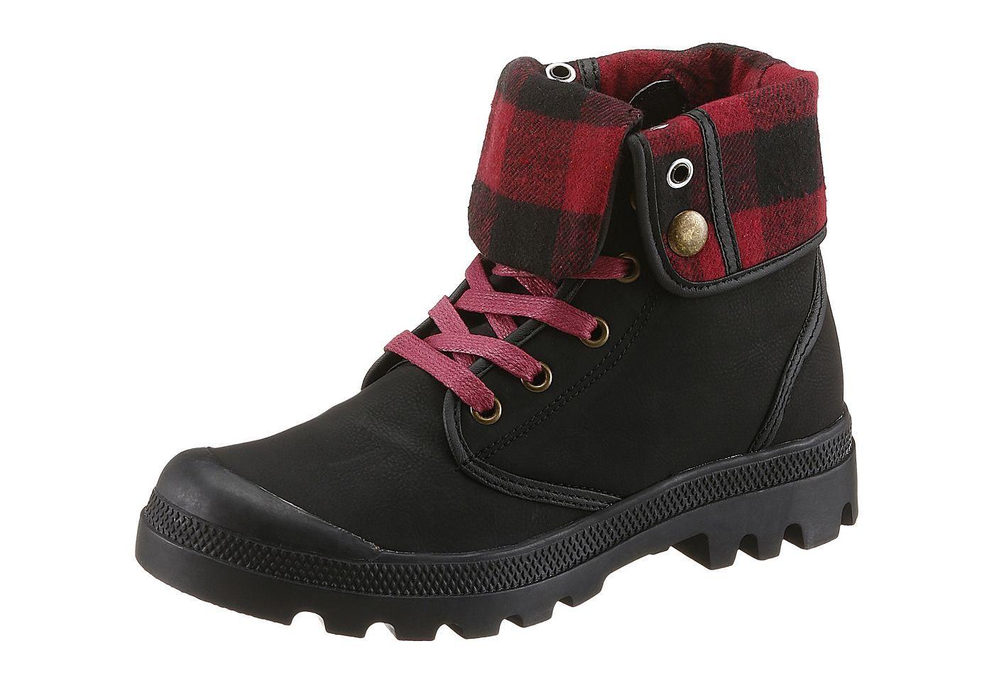 Arizona Boots aus Lederimitat, Futter: Textil, Innensohle: Textil, Laufsohle: Synthetik, Absatzhöhe: 35 mm, Plateauhöhe: 25 mm, Schuhweite: normal (Weite F), Reißverschluss....