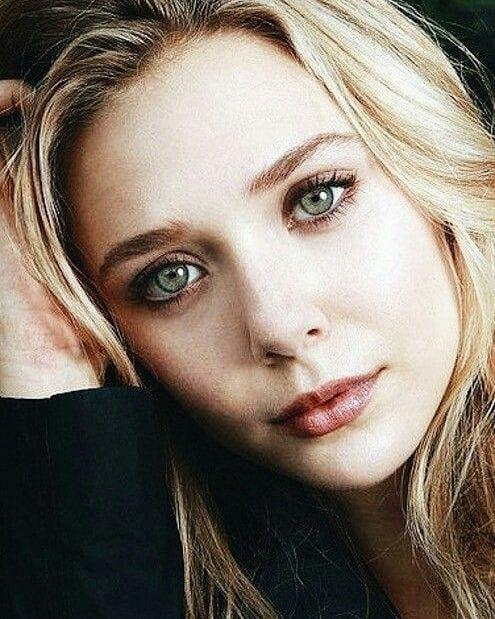 Seni Cok Seviyorum Sana Asigim Olsen Elizebeth Olsen Elizabeth Olsen