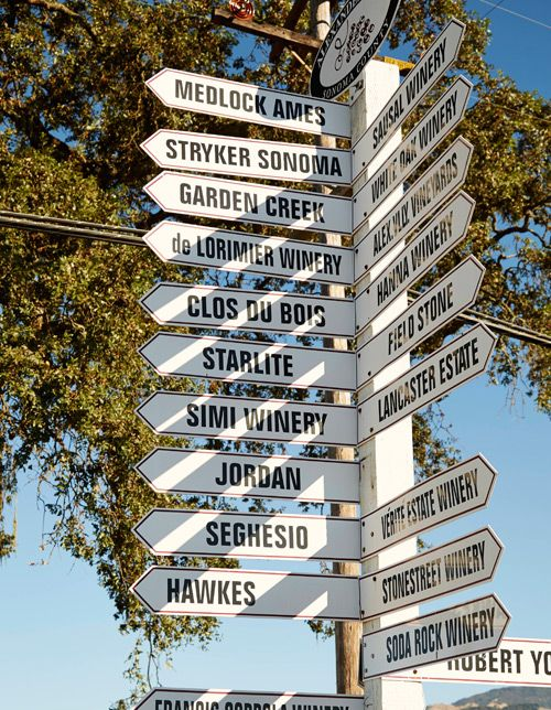 How to get to Jordan Vineyard & Winery - Driving Directions