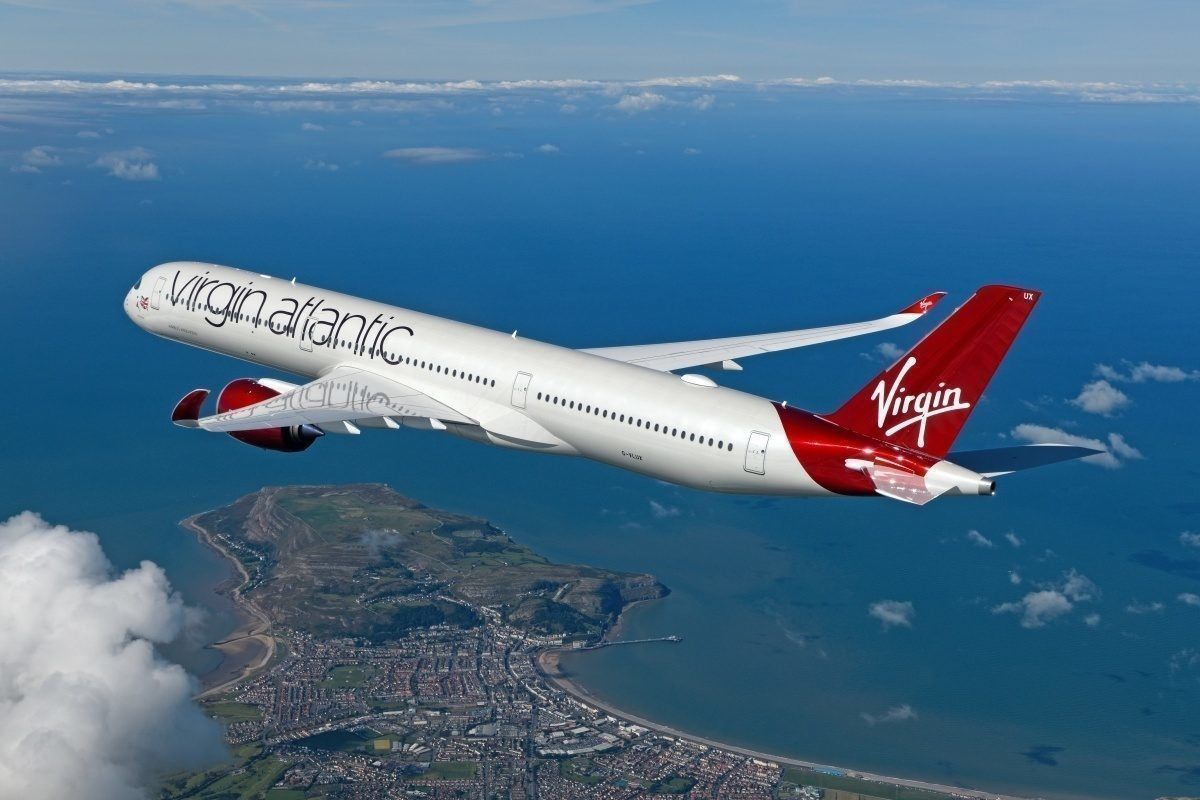 Back In November I Wrote About Virgin S Slightly Flawed But No Less Lovely New Upper Class Product On Virgin Atlantic British Airline Virgin