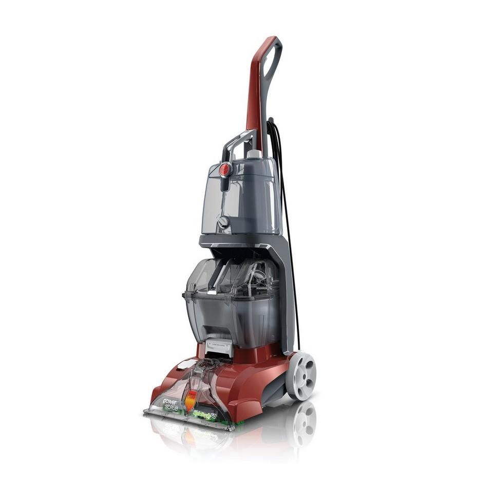 Hoover Power Scrub Deluxe Carpet Cleaner Fh50150nc Feels Free To