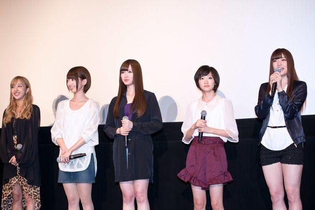劇場版「BAD BOYS J」舞台挨拶で主要キャスト勢ぞろい(画像 4/16 ...