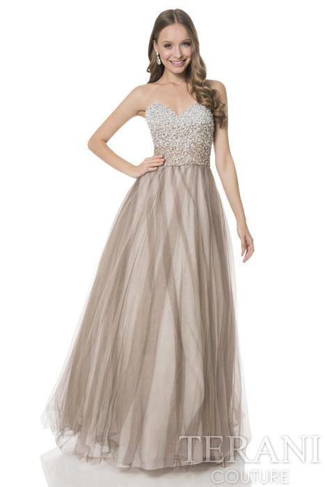 Terani Prom 1611P1237 Terani Prom Blossoms Bridal & Formal dress ...