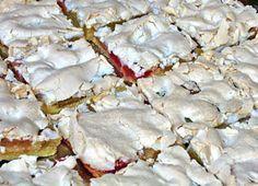 Rezept – Rhabarberkuchen vom Blech
