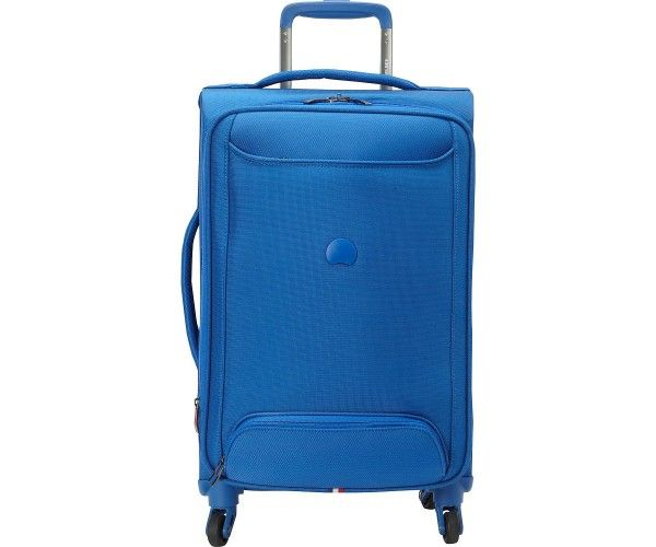 83339af80 Delsey Chatillon Carry-On Expandable Spinner Trolley | Luggage Pros ...