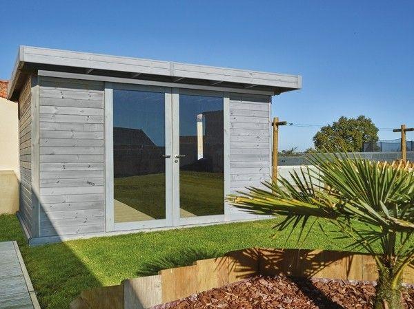 Abri de jardin en bois Lautrec  #abris #jardin #bois #rangement