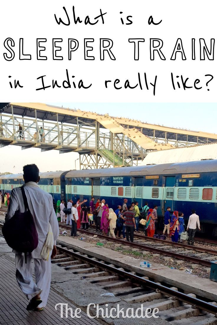 What Is A Sleeper Train In India Really Like | India-My Country