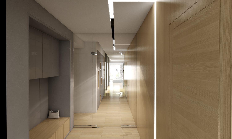 Projekt interiéru RD | JD Studio