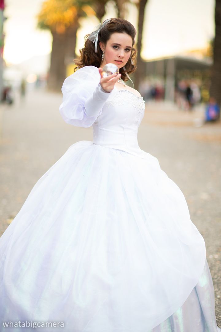 A throwback cosplay of Sarah from Labyrinth by Ardella | Dresses ...