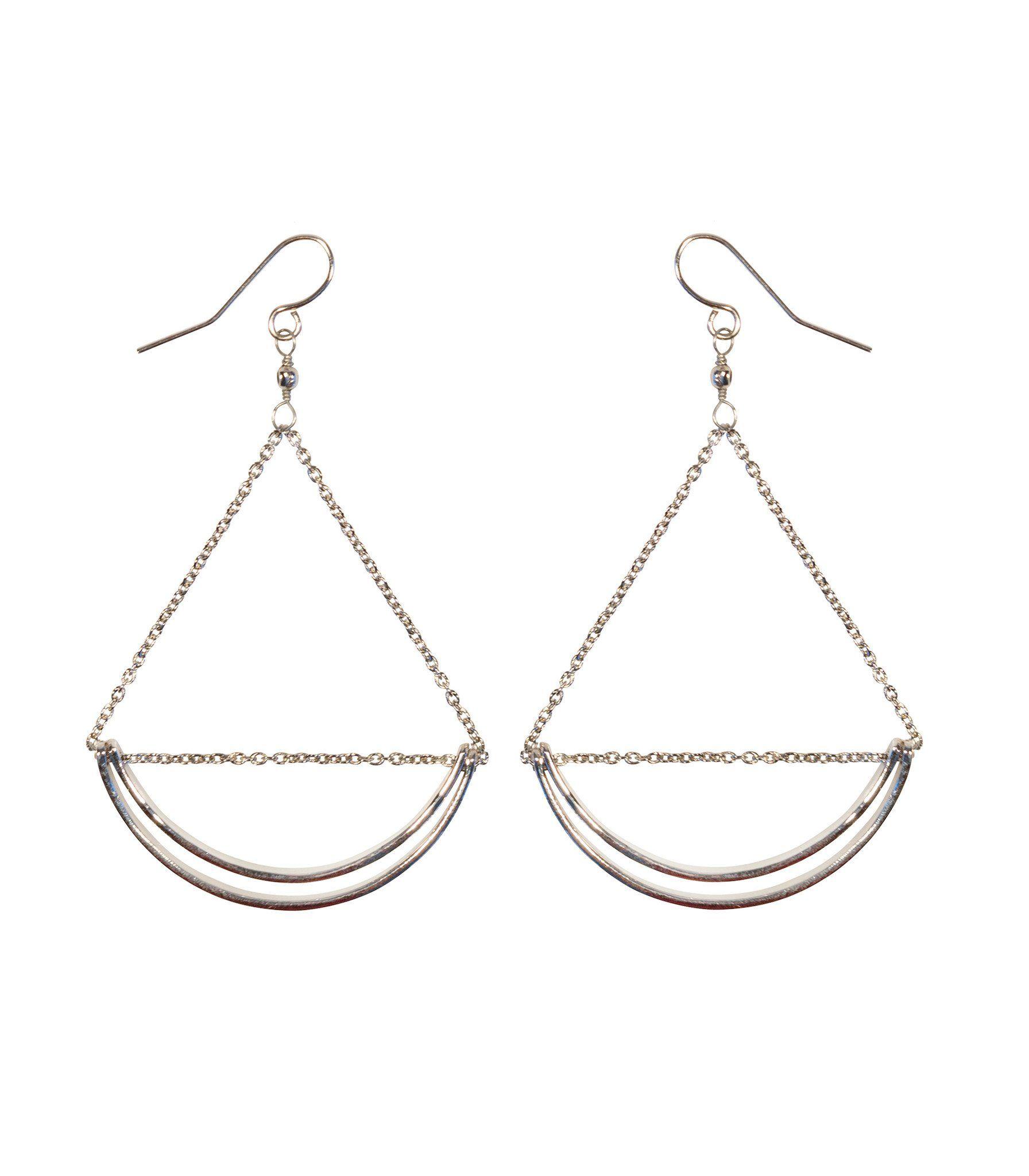 Lunette Earrings