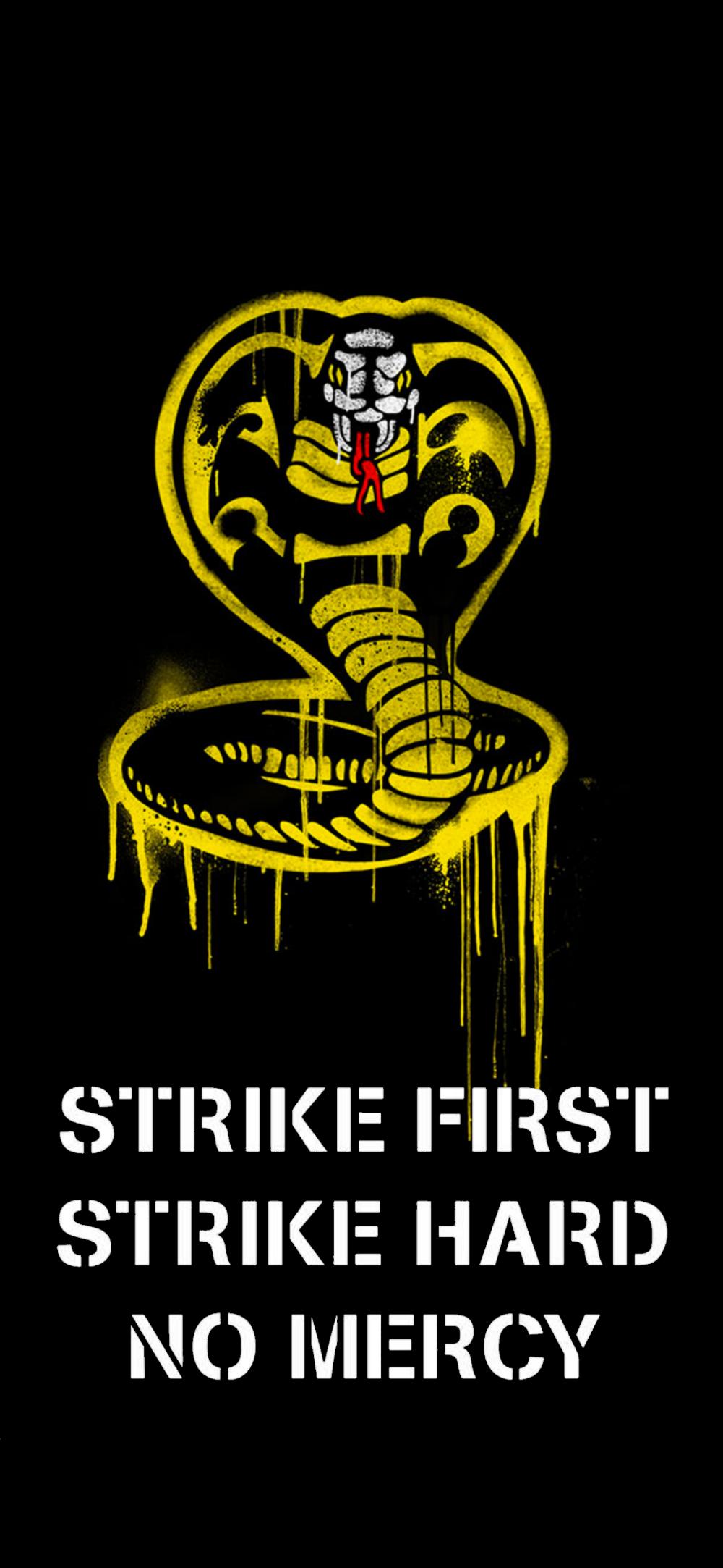Cool Cobra Kai Background
