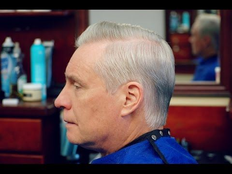 Barber Tutorial Classic Professional Gentlemens Haircut 2017