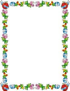 Craft Math Page Border Free Cliparts