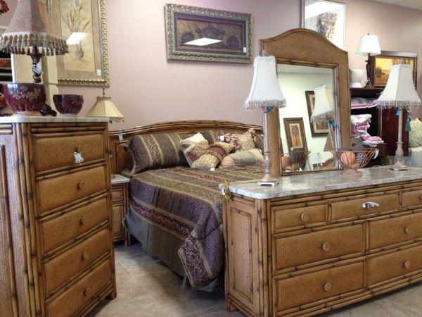 Tropical King Bedroom Set