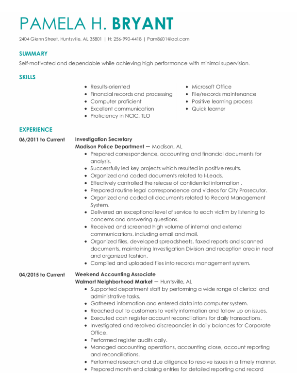 Resume Now Positive Learning Learning Process Resume