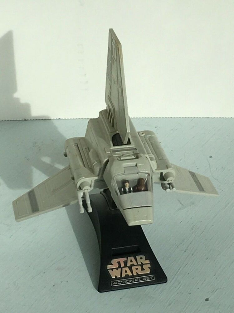 STAR WARS ACTION FLEET SERIES IMPERIAL SHUTTLE TYDIRIUM