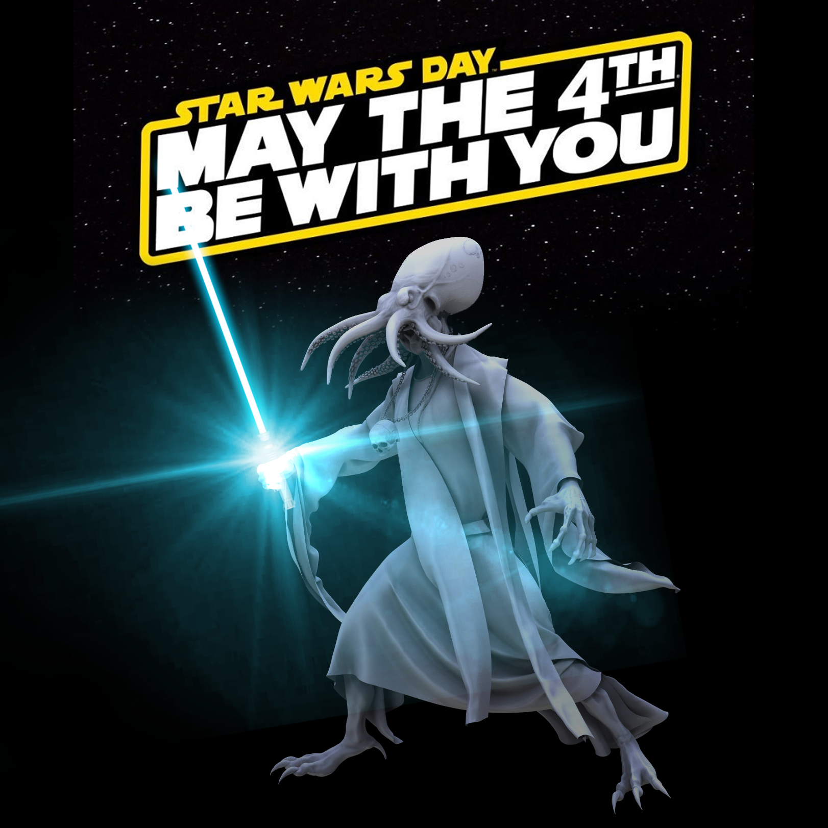 May The 4th Be With You Mindflayerjedi May The 4th Be With You May The 4th Mind Flayer