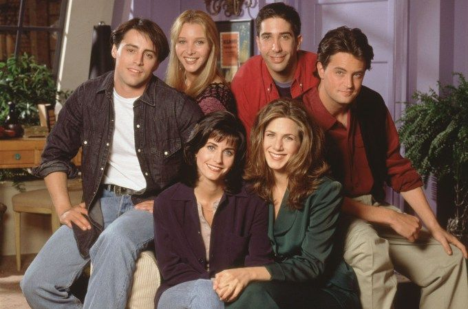 Before they were 'Friends': The cast's most embarrassing projects before the series