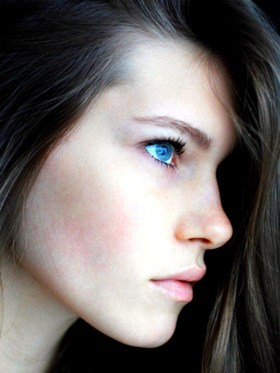Beautiful Face Eyes Lips: PrettyProfile